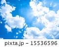 爽やかな大空 15536596