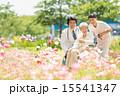 医者 看護師 新緑の写真 15541347