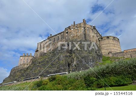スコットランド エディンバラの世界遺産エディンバラ城 15544516