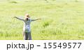 女性ポートレイト 15549577