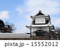 石川県 金沢城公園 石川門の写真 15552012