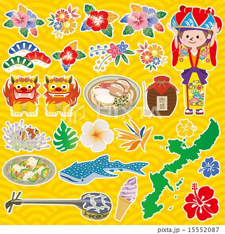 沖縄アイコン 15552087