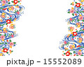 沖縄 紅型 15552089