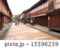 金沢三茶屋街 茶屋街 石川県の写真 15596239