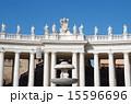 バチカン市国 サンピエトロ大聖堂 世界遺産の写真 15596696