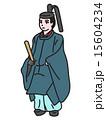 神主 衣装 装束のイラスト 15604234