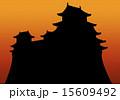 姫路城 15609492