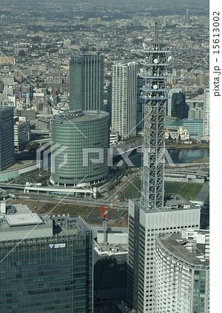 東京 町並み 葛飾方面 15613002