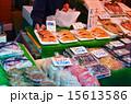 店頭 魚屋 アメ横の写真 15613586