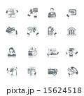 セット 組み合わせ 生命のイラスト 15624518
