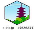 五重の塔 15626834