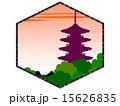 五重の塔 15626835