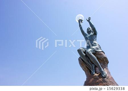 留萌港、波灯の女(ひと)、灯台 15629338