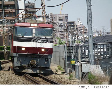 貨物列車 EH500 コンテナ 武蔵小杉駅 15631237