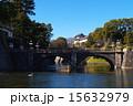 皇居二重橋 15632979