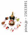 門松 十二支 置物の写真 15633891