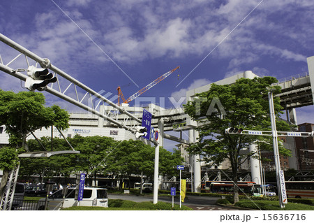 千葉駅と千葉都市モノレール 15636716