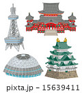 名古屋観光名所 15639411