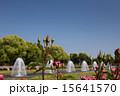 バラ 須磨離宮公園 青空の写真 15641570