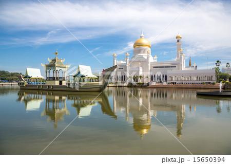 ブルネイの象徴オールドモスク 15650394