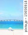 東洋一美しいビーチ 与那覇前浜ビーチ 15656918