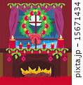 暮らし 生計 クリスマスのイラスト 15671434
