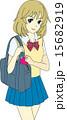 万引き・学生・イラスト・ベクターデータ 15682919