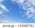 青い空と雲 15688781