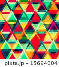 ヒップスター トライアングル 三角のイラスト 15694004