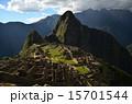 ペルー マチュピチュ 世界遺産の写真 15701544
