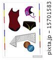 ボロ ポロ 水球のイラスト 15701583