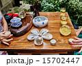 お茶 四川省 成都の写真 15702447