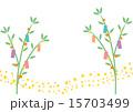 天の川 年中行事 七夕飾りのイラスト 15703499
