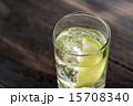 バブル カクテル ライムの写真 15708340