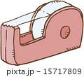セロテープ ベクター セロハンテープのイラスト 15717809