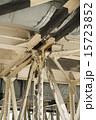 老朽化した橋 15723852