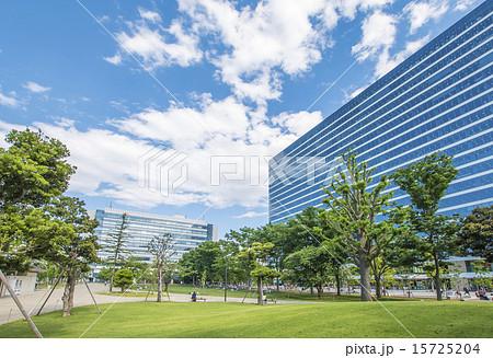 中野四季の都市の風景(東京都中野区) 15725204