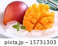 マンゴー カットフルーツ 15731303