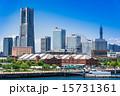 横浜 みなとみらい 赤レンガ倉庫の写真 15731361