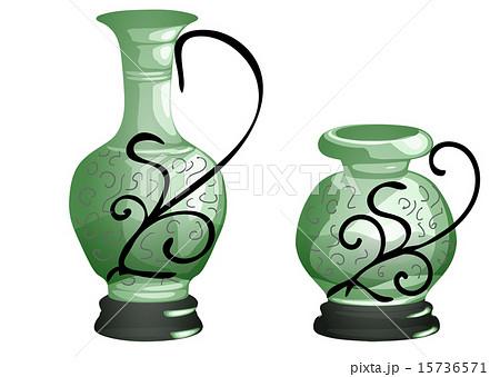 ceramic antiquesのイラスト素材 [15736571] - PIXTA