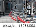 工場 製造所 パイプラインの写真 15738668