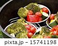 ダッヂオーブン料理温野菜 15741198