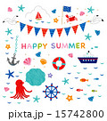 素材-HAPPY SUMMER1 15742800