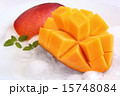 マンゴー トロピカルフルーツ カットフルーツの写真 15748084