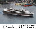 ロストラル 客船 海の写真 15749173