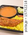 タンドリーチキン カレー 弁当の写真 15752218