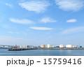 青森県八戸市 八戸港工業地帯 15759416