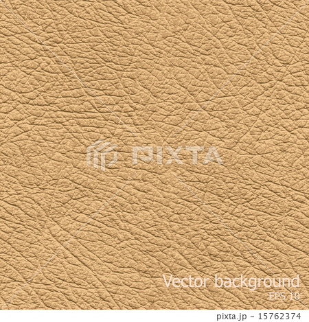 Seamless background of brown leather texture 15762374