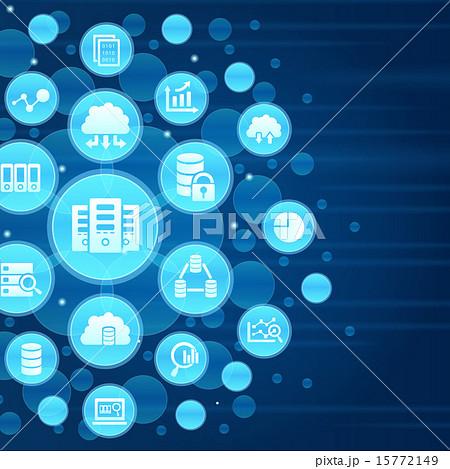 Bid Data concept 15772149