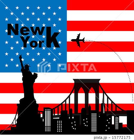 New york skyline 15772175